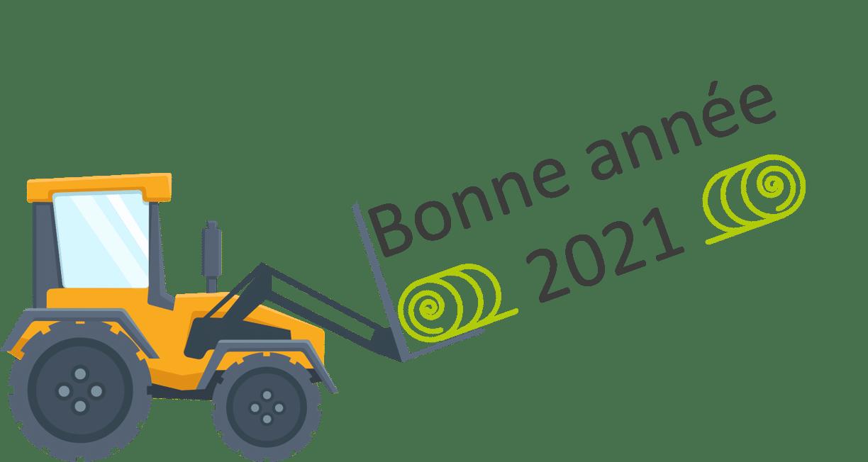 2021, l'année du changement !